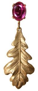 Eichenblatt Ohrringe, Oak Leaf Earrings