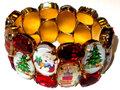 Armband-2-reihig-Christmas