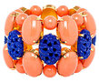 Armband-3-reihig--koralin-lapis